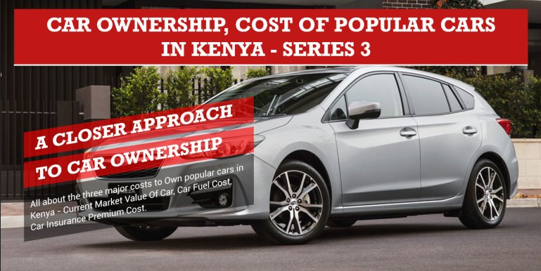 Cost Of Toyota Cars In Kenya